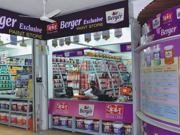 Berger paints sph india for Homedepot colorsmartbybehr com paintstore